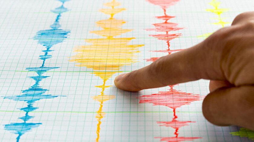 Son dakika: Çanakkalede deprem mi oldu? Son depremler