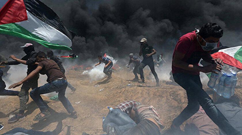 İsrail zulmü sürüyor: 16 yaşındaki Filistinli çocuğu şehit ettiler