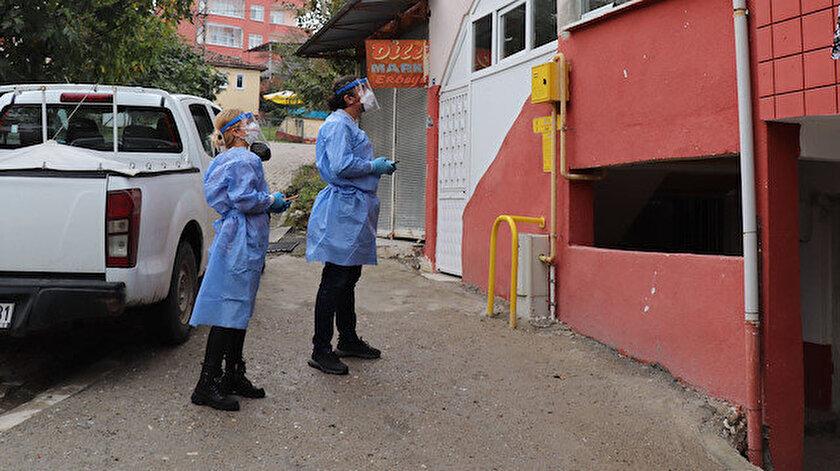Tam kapanma öncesinde Samsuna gelen 3 aile 56 kişiye koronavirüs bulaştırdı: İl Sağlık Müdürü uyardı