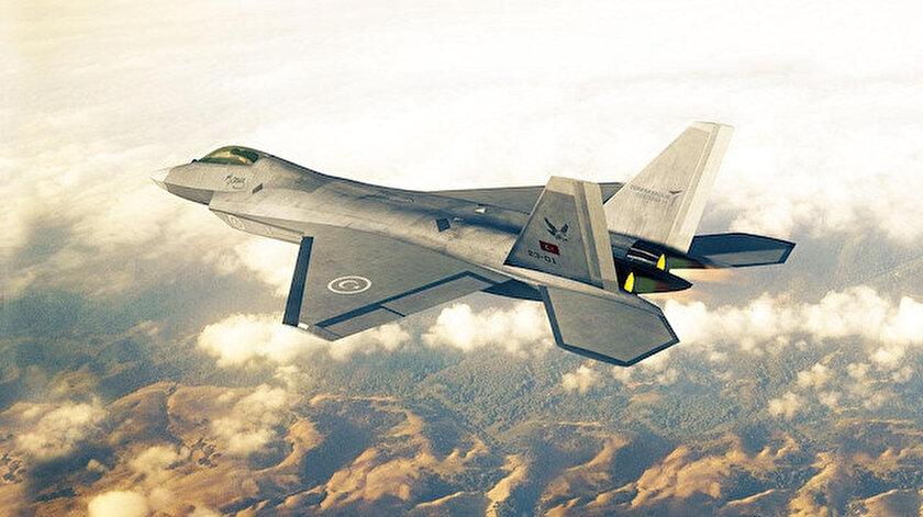 Milli savaş uçağı 2023te motor çalıştıracak