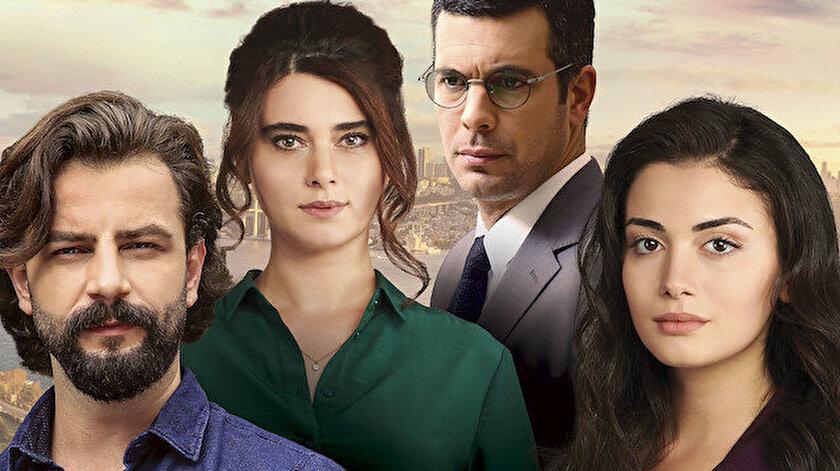 Kanal 7nin dizisi Yemin Hindistanda yayınlanacak