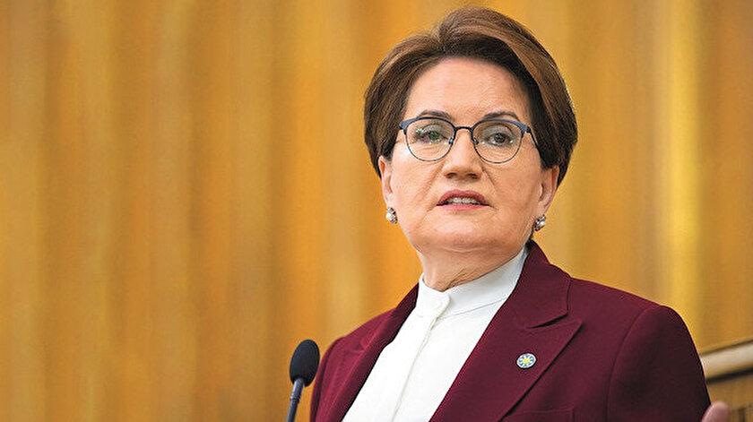 Akşener'den CHP'ye seçim tepkisi