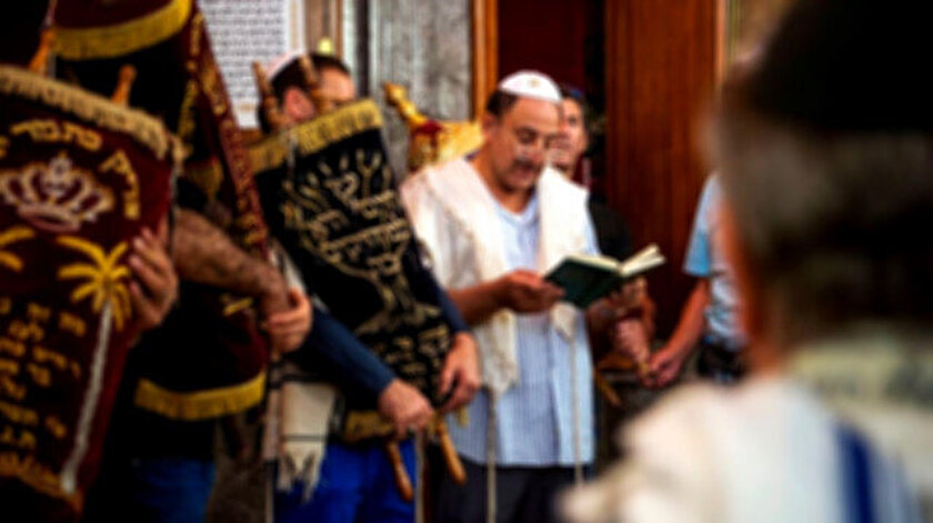 Yahudilerden Filistinlileri kışkırtmak için iftar vakti dini ayin