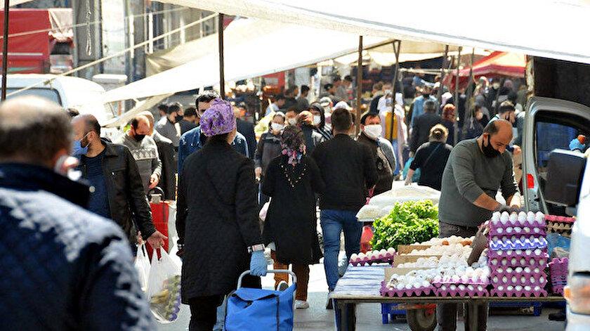 İlk uygulama başladı: İstanbul'da bugün hangi semt pazarları kurulacak?