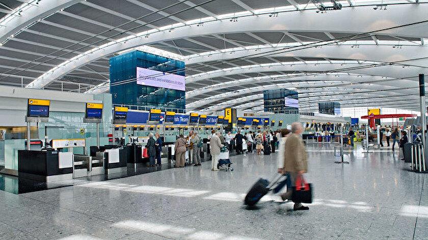 İngilterede kırmızı liste isyanı: Hava yolu şirketleri hükümete uluslararası uçuşlar için çağrı yaptı