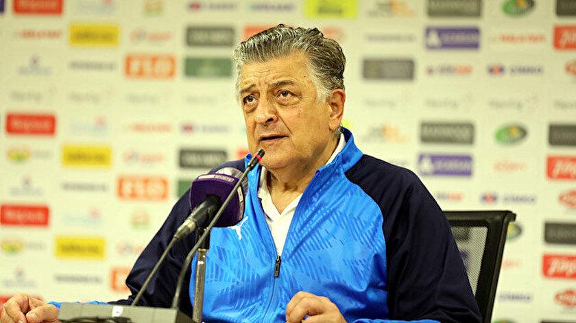 Erzurumspor, teknik direktör Yılmaz Vuralla yollarını ayırdı