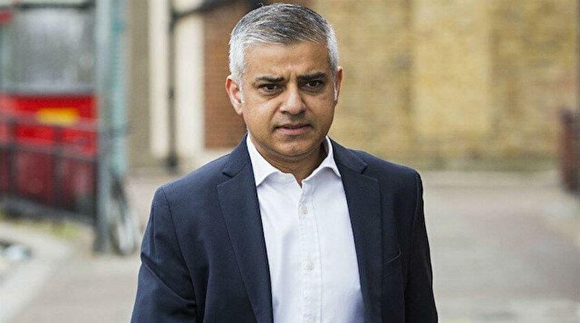 Londra belediye başkanlığına üst üste ikinci kez Müslüman aday Sadık Han getirildi