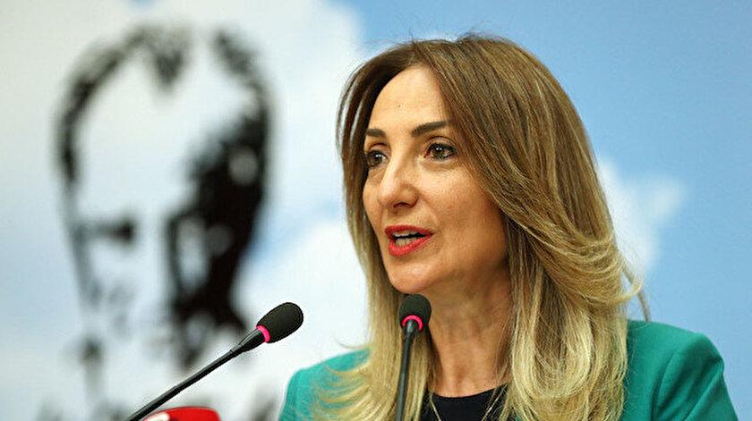 CHPli Nazlıakadan Türkiyeyi hedef alan AB Komisyonu Başkanı Leyene dayanışma mektubu