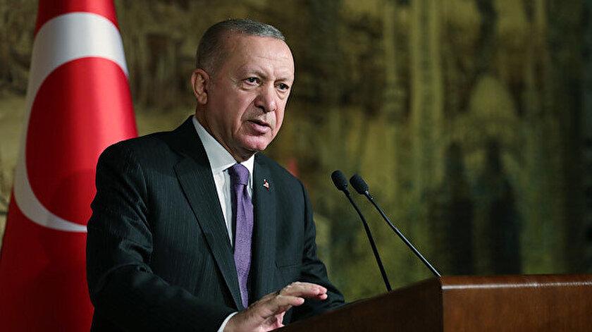 Erdoğandan ABye mesaj