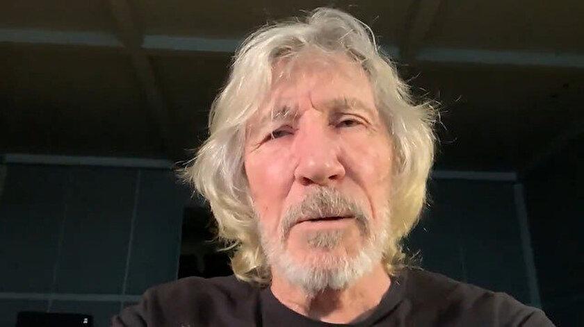 Ünlü rock grubu Pink Floydun solistinden İsrail zulmüne ve destekçisi ABDye tepki