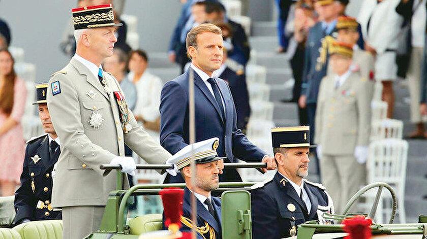 Fransada askerden üçüncü muhtıra: Düzeni sağlayın yoksa biz geliriz