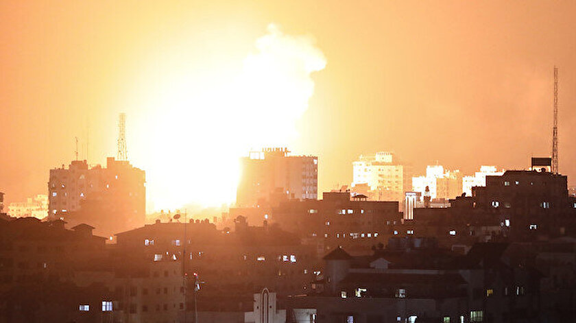 Venezuela ve Meksika İsrailin Doğu Kudüs ve Gazzedeki saldırılarına tepki gösterdi