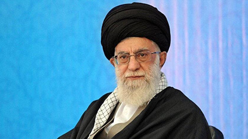 İran lideri Hamaney: Siyonistler sadece güç dilinden anlar