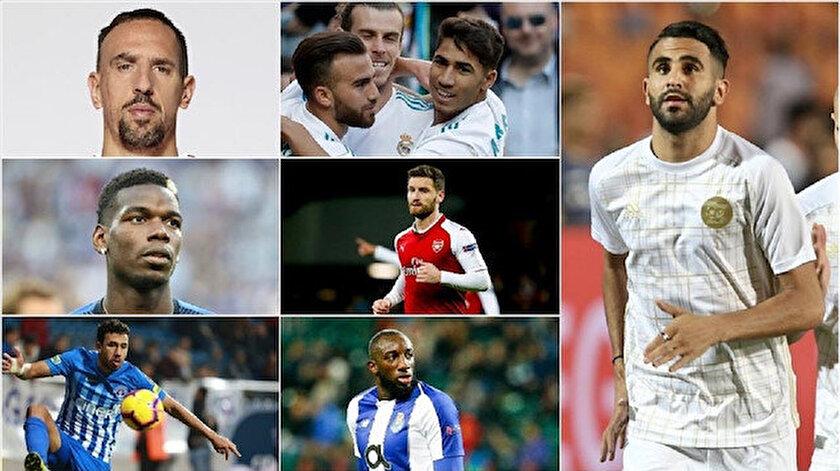 Dünyaca ünlü futbolculardan Filistine destek: Allahım sen onları koru