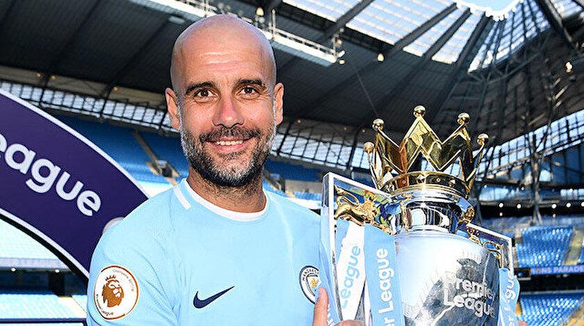 Manchester City Premier Ligde şampiyonluğunu ilan etti