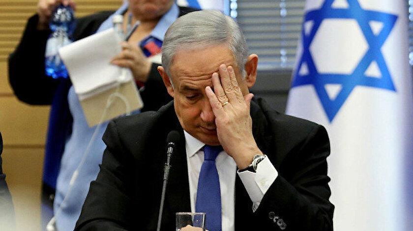 İsrail Başbakanı Netanyahu: Bir savaşın ortasındayız