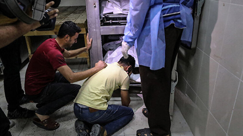 İsrail ateşkesi reddetti: Filistinli sivillere acımasızca saldırılarına devam edecek