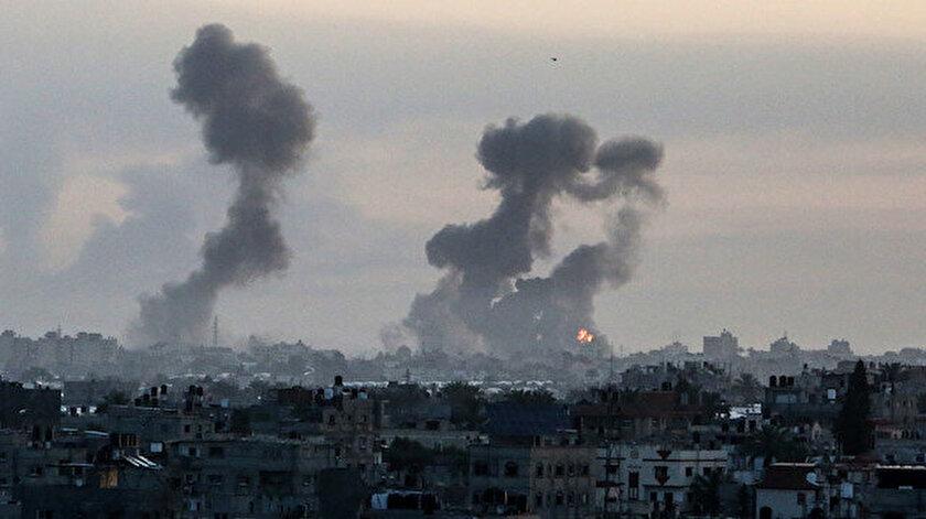 Küba İsrailin Gazzeye yönelik hava saldırılarını şiddetle kınadı