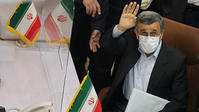 Eski İran Cumhurbaşkanı Ahmedinejad cumhurbaşkanlığına yeniden aday oldu