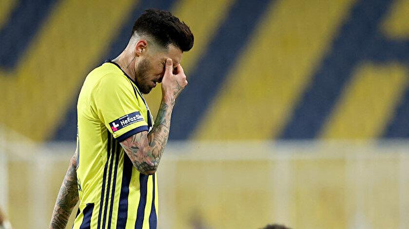 Fenerbahçede tarihi başarısızlık