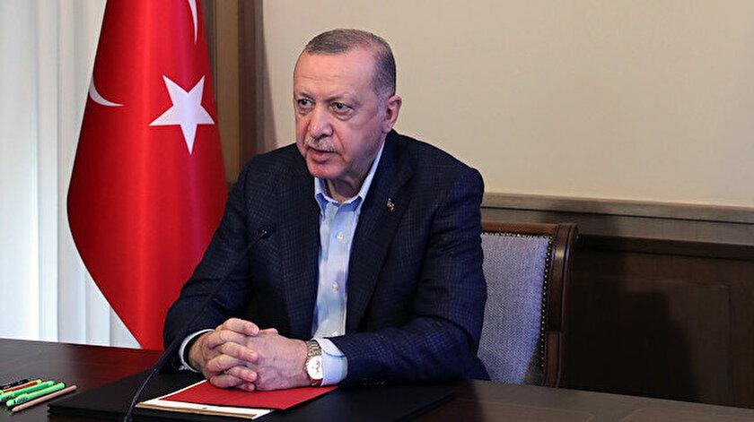 Cumhurbaşkanı Erdoğan: İsrailin zulmüne eyvallah etmeyeceğiz