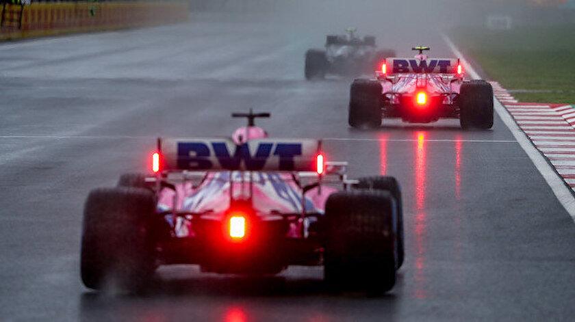 F1 Türkiye GPsi resmen iptal edildi