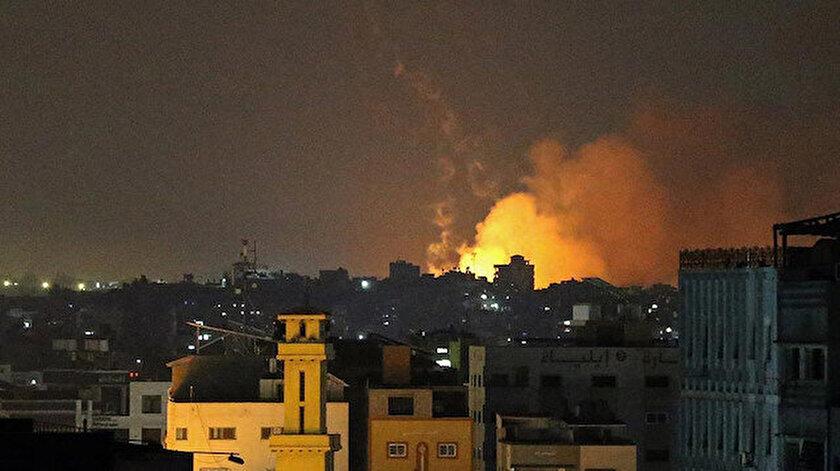 Gazzede son durum ne: İsrail Gazzeye karadan saldırdı mı?