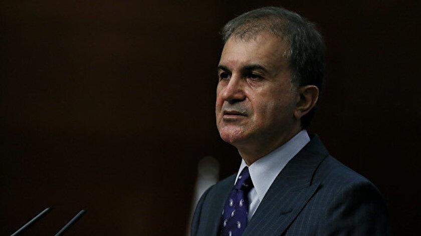 AK Parti Sözcüsü Çelikten ümmetçilik eleştirilerine tepki: Devletimiz ve milletimiz pek çok boyuta sahiptir