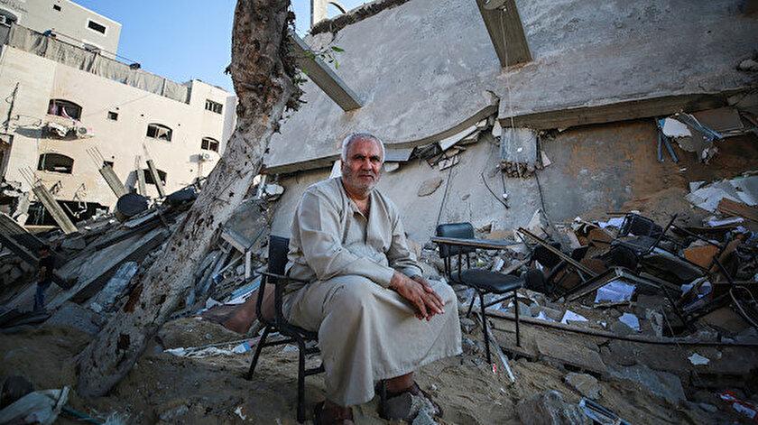 BMden Filistin açıklaması: 10 bine yakın kişi evini terk etmek zorunda kaldı