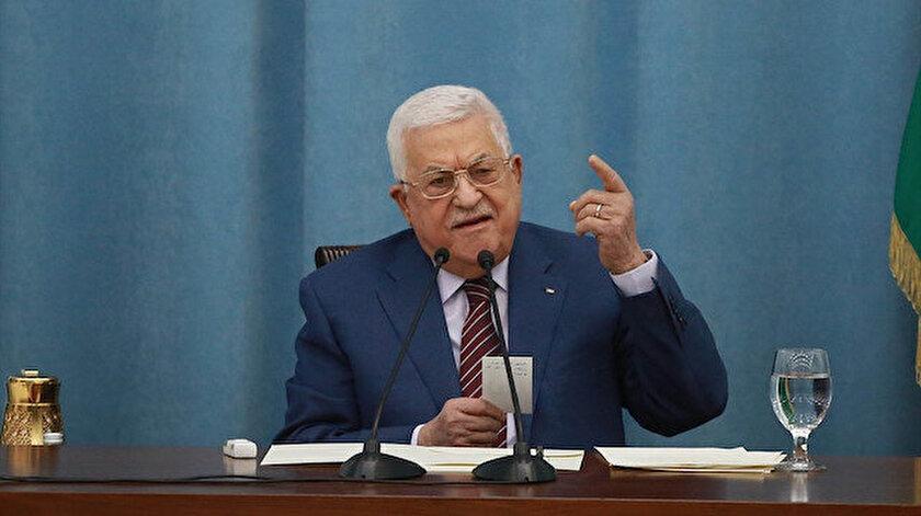 Son dakika: Filistin Yönetimi: ABDnin sessizliği katliamlara yol açtı