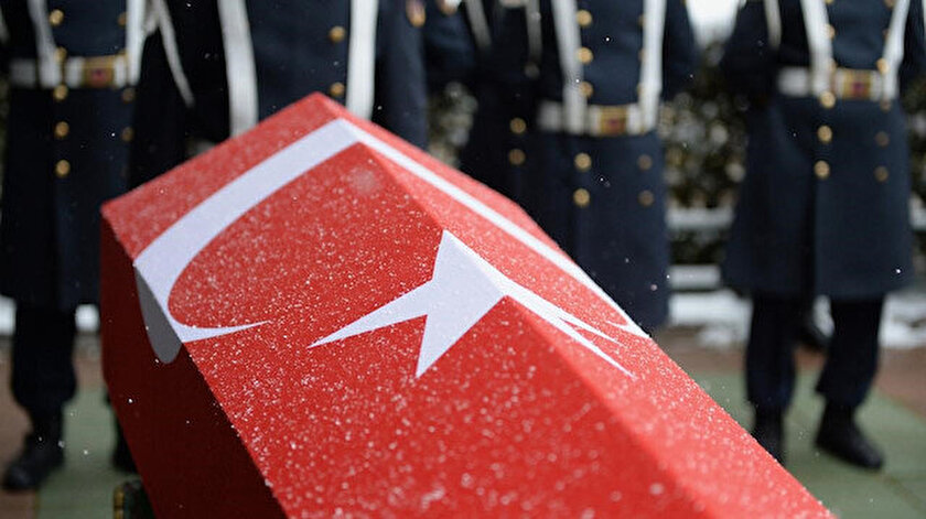 MSB duyurdu: Askerimizi şehit eden teröristler öldürüldü