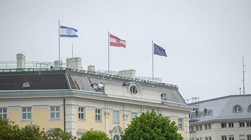 Filistin'in uğradığı zulme sessiz kalan Avusturya işgalci İsrail'e açıkça destek verdi