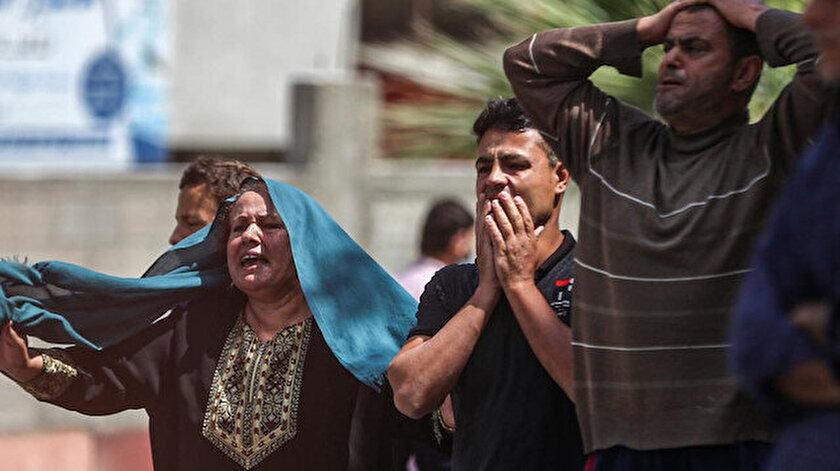 Filistin Sağlık Bakanlığı uluslararası kuruluşlara acil yardım çağrısında bulundu