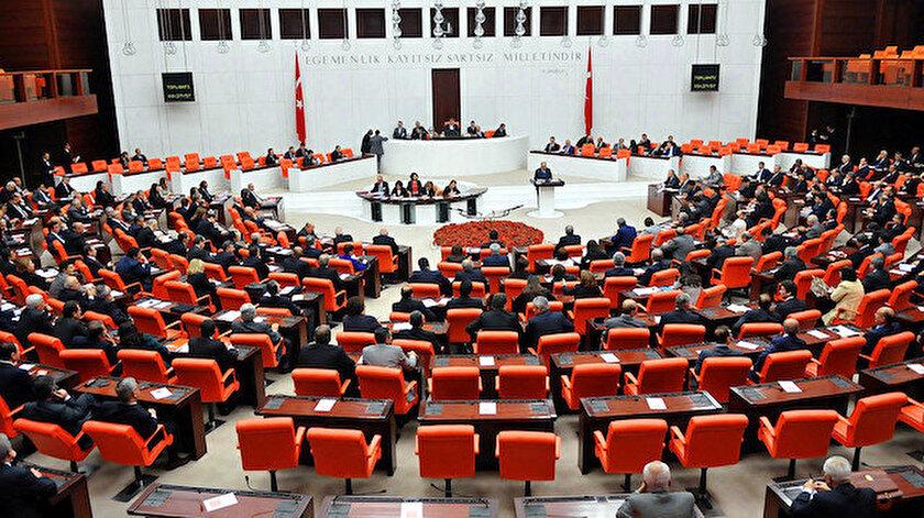 Mecliste yasama çalışmaları yoğun gündemle yeniden başlıyor
