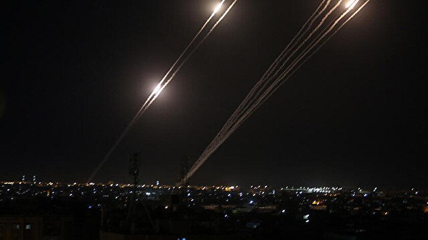 İsrail basını: Hamas yeni bir denklem kurdu meşruiyet için saldırılar durdurulmalı