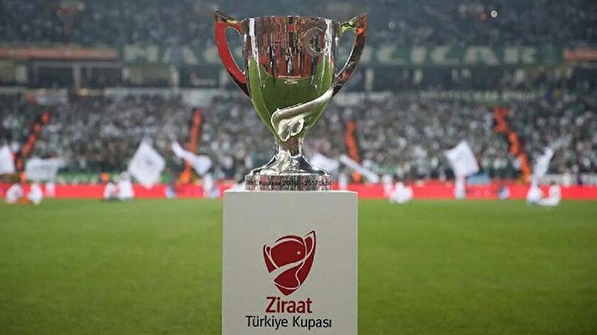 Türkiye Kupası finali seyircisiz oynanacak