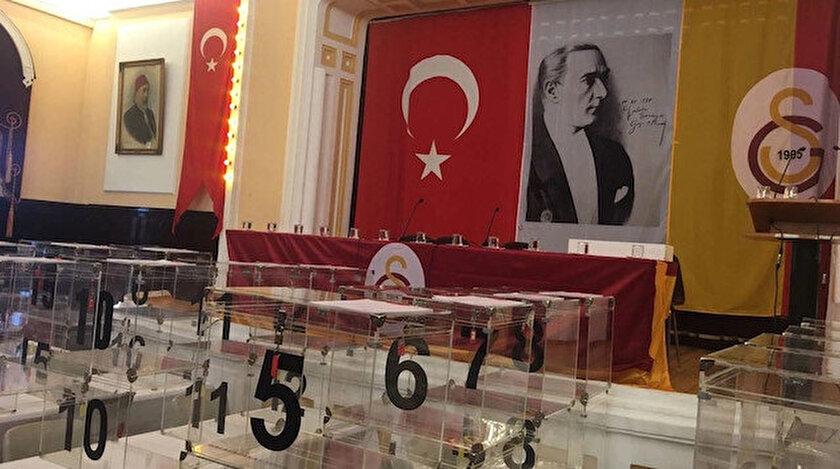 Galatasarayda belirsizlik son buluyor: Seçimin tarihi resmen açıklandı