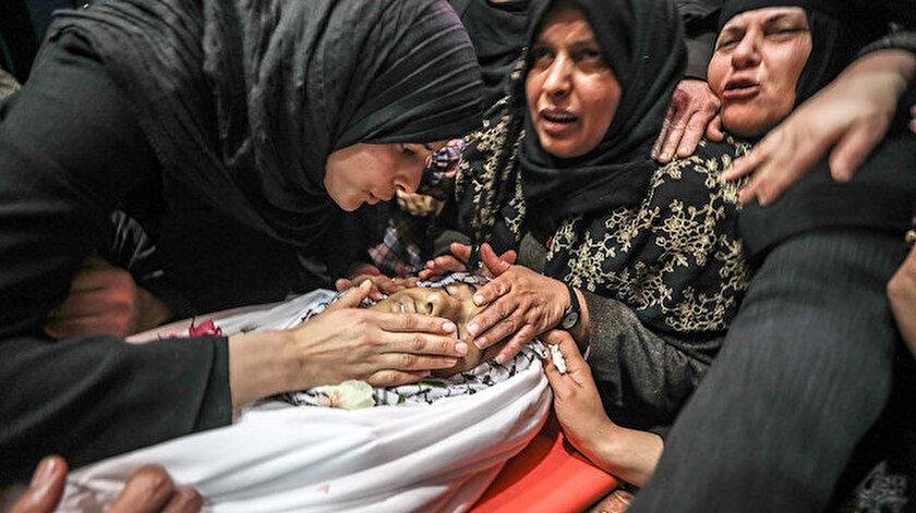 İsrailin saldırılarında şehit olanların sayısı 217ye yükseldi