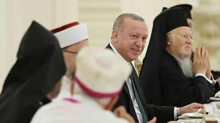 Türk Yahudi Toplumundan ABDye cevap: Cumhurbaşkanı Erdoğan bize karşı her zaman destekleyici olmuştur