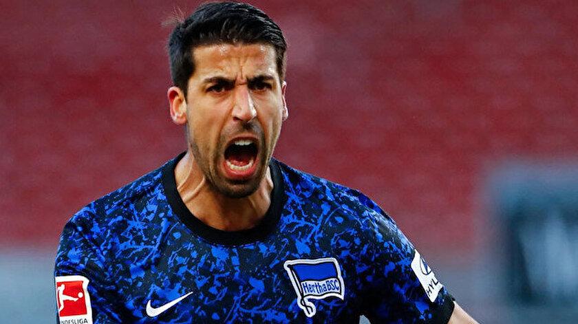 Sami Khedira futbolu bırakma kararı aldığını resmen duyurdu