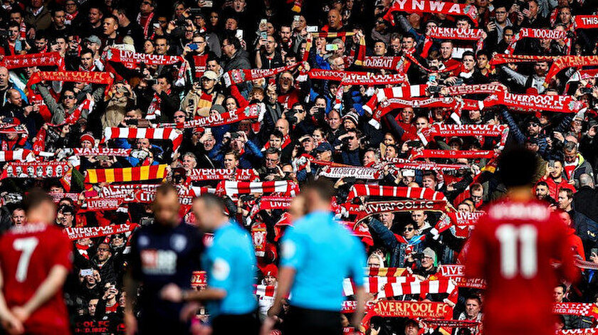 Liverpoolda taraftarlar da söz sahibi oldu
