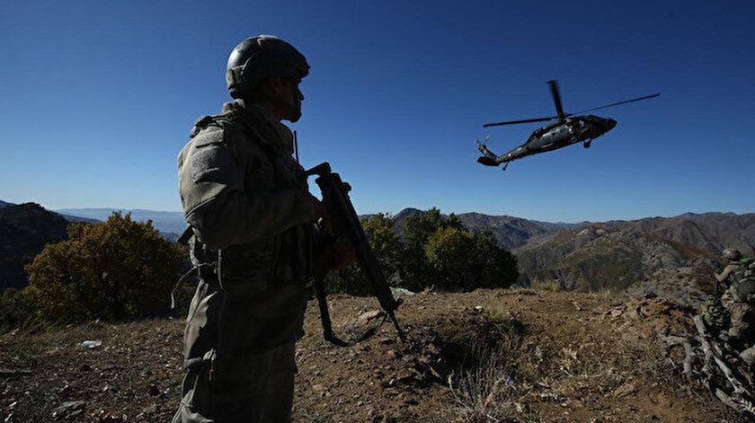 Milli Savunma Bakanlığı açıkladı: Pençe-Yıldırım Harekatında bir asker şehit oldu