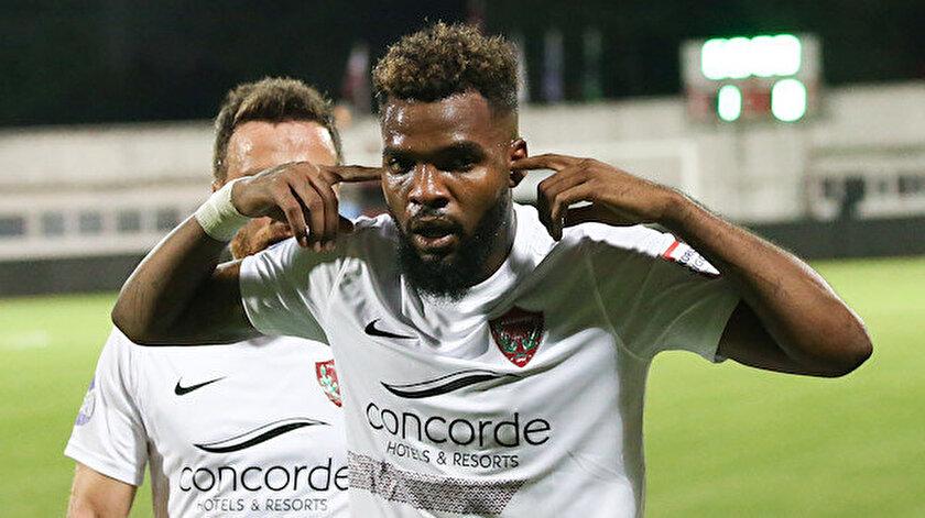 Süper Lig'in gol kralı Boupendza Atalantaya transfer oluyor