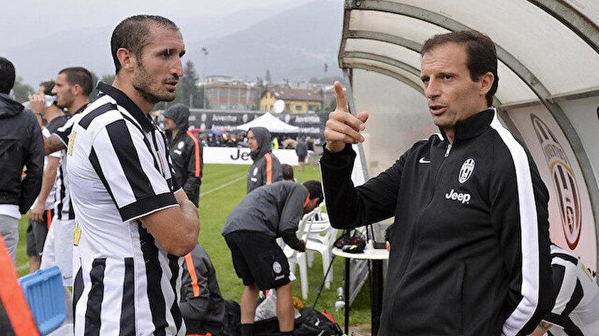 Allegri yeniden Juventusta