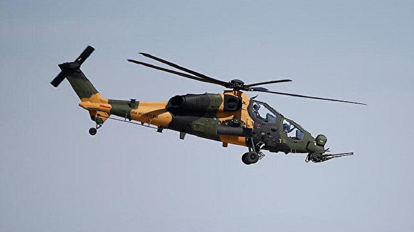 Atak helikopterleri dostu-düşmanı ASELSANın geliştirdiği bu cihazla tanıyacak