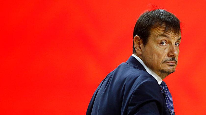 Anadolu Efes başantrenörü Ergin Ataman TVNETe konuştu: NBAden teklif gelirse bunu değerlendiririm