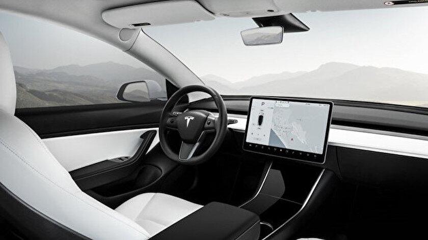 Tesla fren kaliper cıvatalarının gevşemesi nedeniyle 6 bine yakın aracını geri çağırıyor