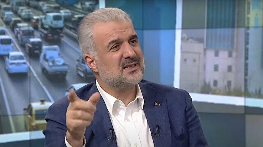 AK Parti İstanbul İl Başkanı Osman Nuri Kabaktepe: İstanbul 25 yıldır böyle beceriksiz bir yönetimle karşılaşmadı   Kabaktepe TVNette İBB yönetimine yüklendi   Kabaktepeden müsilaj açıklaması