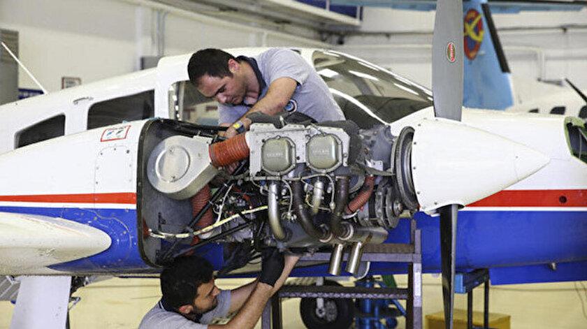 Tesis Güvenlik Belgesi alan THK Teknik AŞ, uçak ve helikopter bakımlarını Türkiyede yapacak