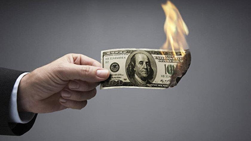 Rusya dolar kullanımını azaltmaya yönelik süreci hızlandırdı